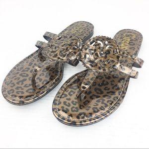 🎪 SZ 9.5 Sam Edelman Circus Thong Sandals
